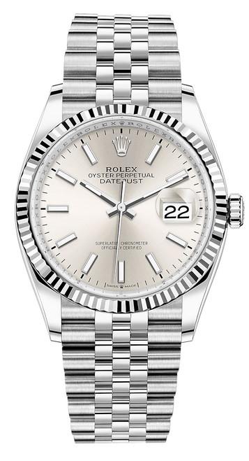Rolex Oyster Perpertual Datejust 126234SIJ