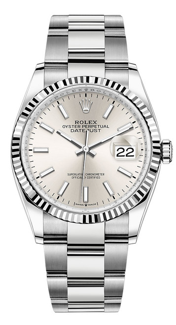 Rolex Oyster Perpertual Datejust 126234SIO