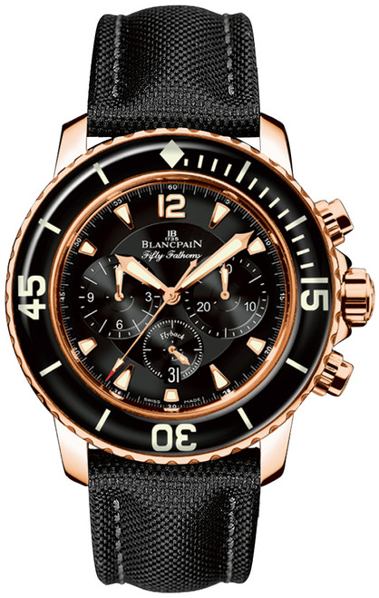 Blancpain Fifty Fathoms Chronographe Flyback 5085F-3630-52A