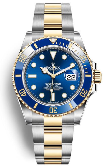 Rolex Submariner Blue 126613LB