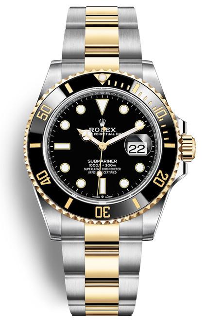 Rolex Submariner Black 126613LN
