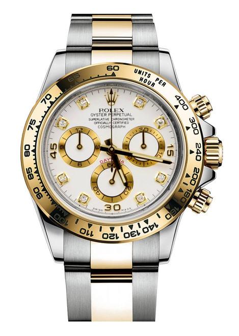 Rolex Cosmograph Daytona 116503 White Diamond