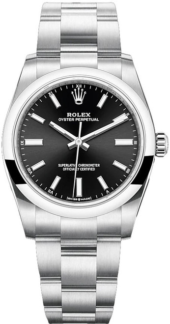 Rolex Oyster Perpetual 34mm 124200B
