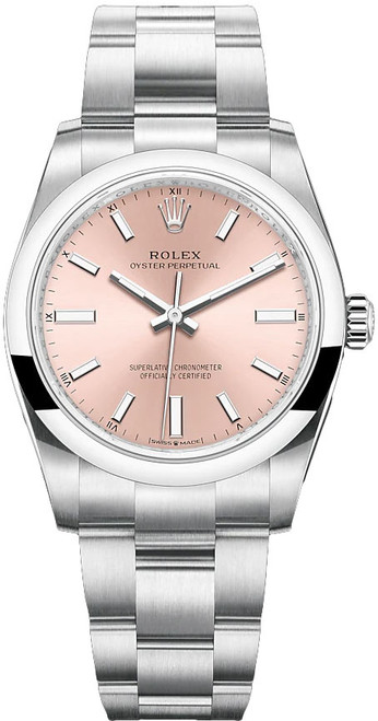 Rolex Oyster Perpetual 34mm 124200P