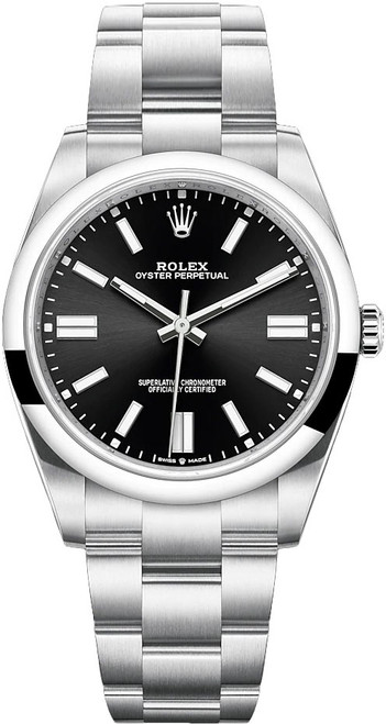 Rolex Oyster Perpetual 41mm 124300B