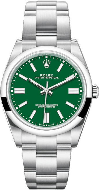 Rolex Oyster Perpetual 41mm 124300G
