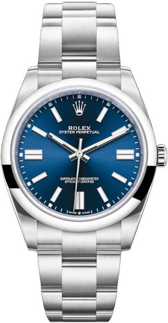 Rolex Oyster Perpetual 41mm 124300L