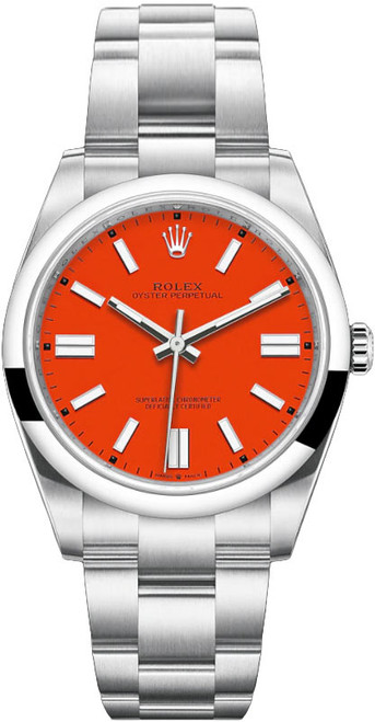 Rolex Oyster Perpetual 41mm 124300R