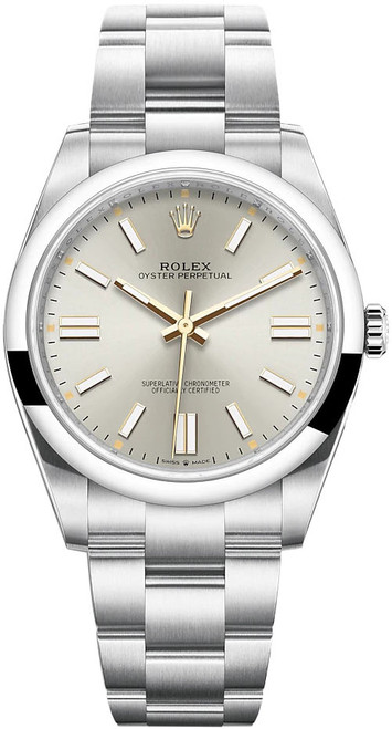 Rolex Oyster Perpetual 41mm 124300S
