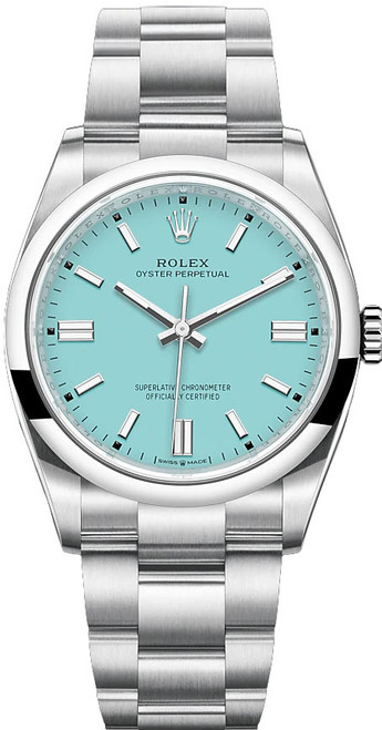 Rolex Oyster Perpetual 36mm 126000T