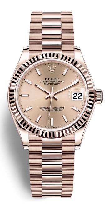 Rolex Lady President 31mm 278275CI