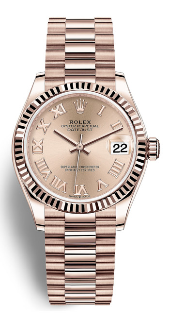 Rolex Lady President 31mm 278275CR