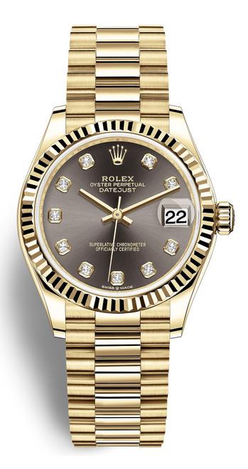 Rolex Lady President 31mm 278278BD