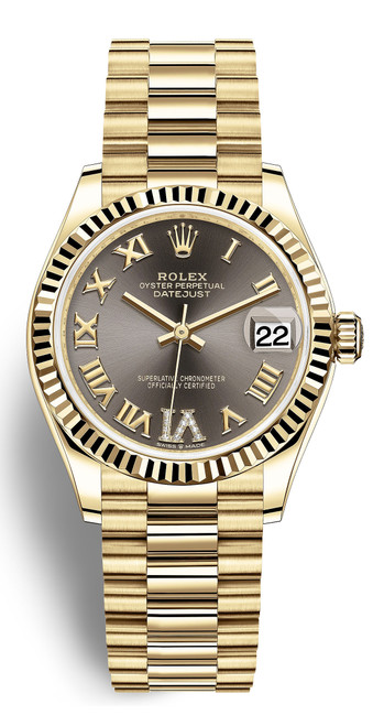 Rolex Lady President 31mm 278278BRD