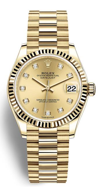 Rolex Lady President 31mm 278278CD