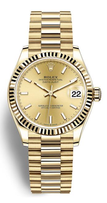 Rolex Lady President 31mm 278278CI