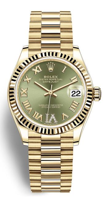 Rolex Lady President 31mm 278278GRD