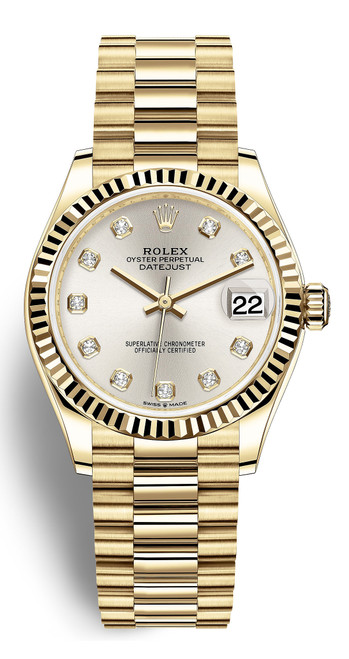 Rolex Lady President 31mm 278278SD