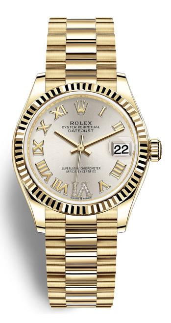 Rolex Lady President 31mm 278278SRD