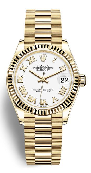 Rolex Lady President 31mm 278278WR