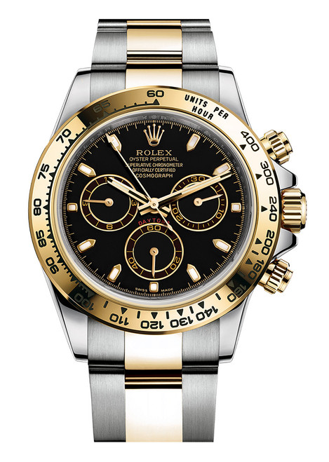 Rolex Cosmograph Daytona 116503 Black
