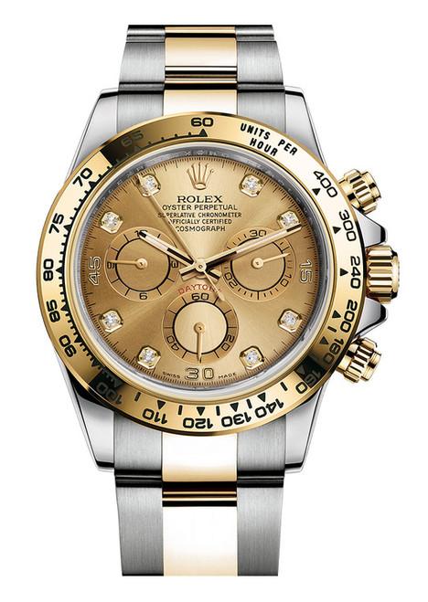 Rolex Cosmograph Daytona 116503 Champagne Diamond