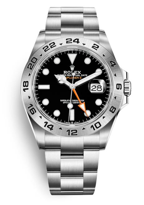 Rolex Explorer II 226570 Black