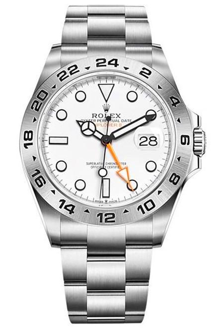 Rolex Explorer II 226570 White