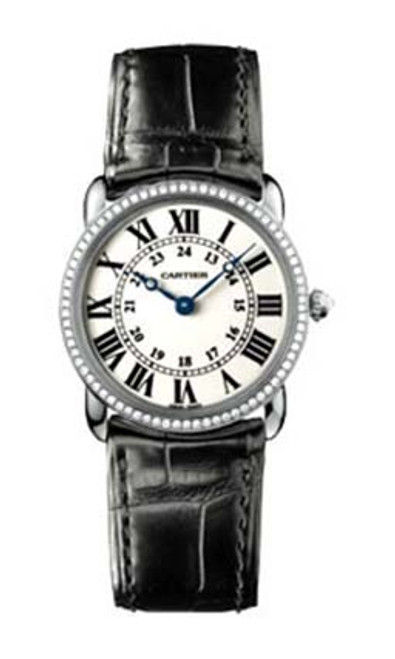 Cartier Ronde Louis Small WR000251
