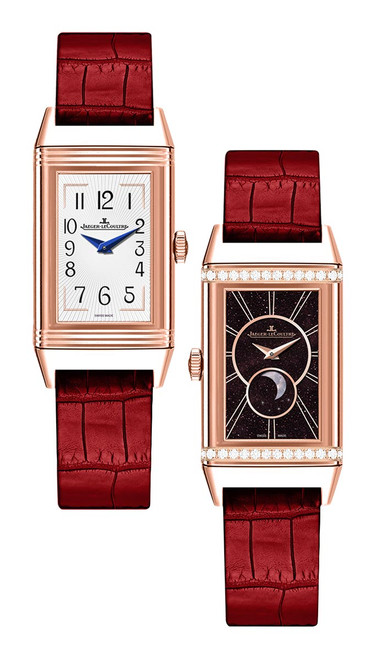 Jaeger LeCoultre Reverso Duetto Womens 3352420
