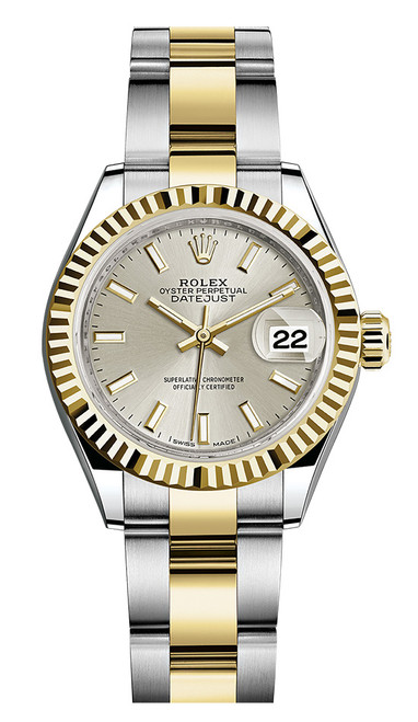 Rolex Lady Datejust 28mm Fluted Two-Tone 279173 SIFO