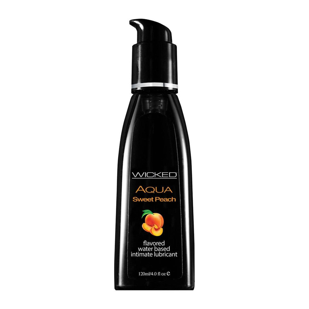 Wicked Aqua Flavored Lubricant