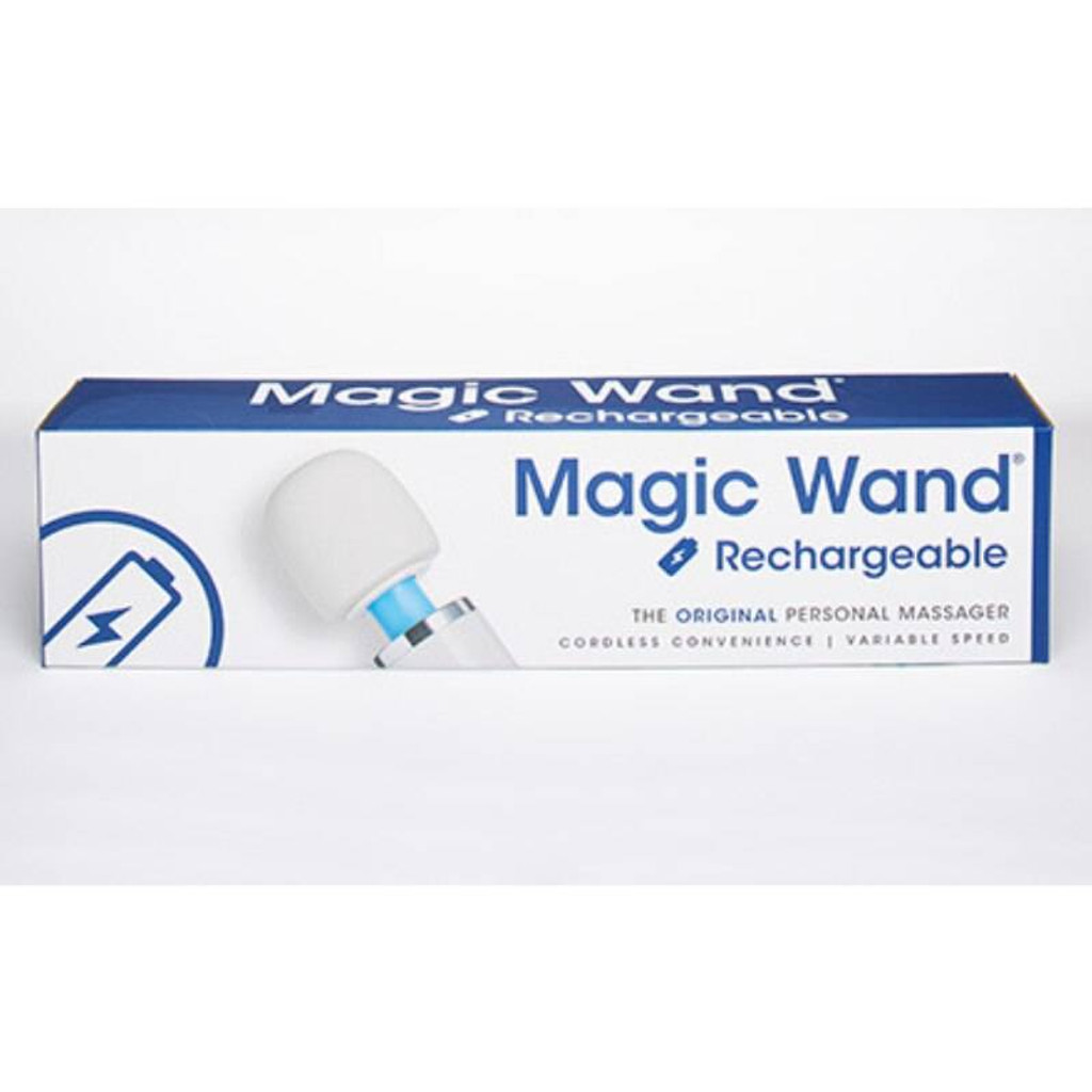 Magic Wand Rechargeable Massager