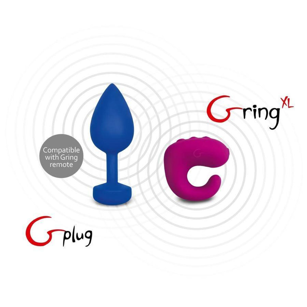 FT London G-Vibe G Plug