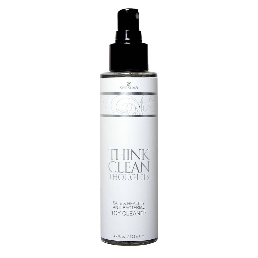 Think Clean Thoughts Anti-Bacterial Toy Cleaner