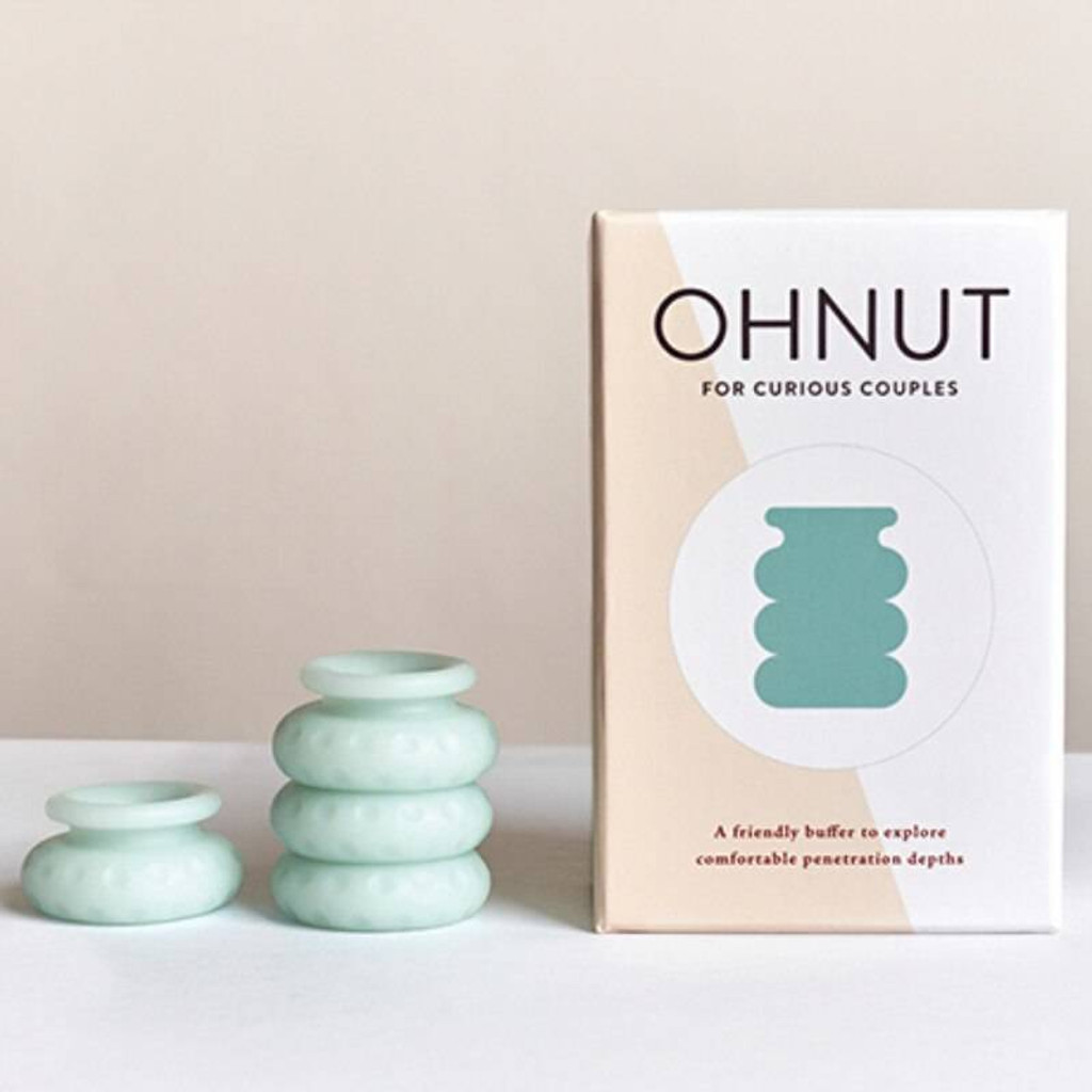 Ohnut Wearable for Painful Sex