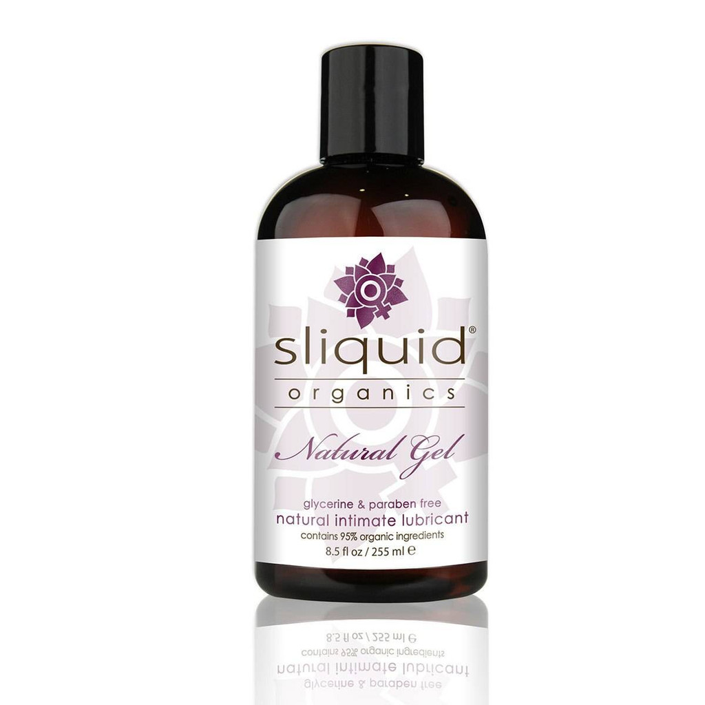 Sliquid Organics Natural Gel Anal Lubricant