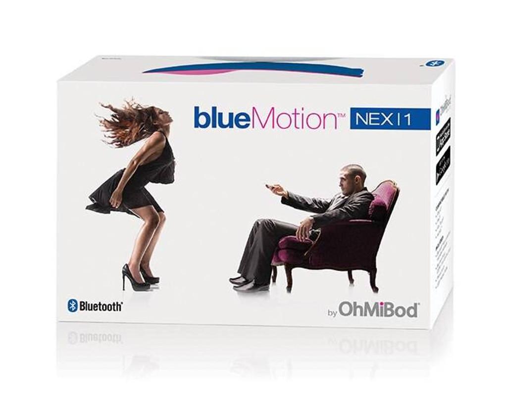 OhMiBod blueMotion Wearable Vibrator