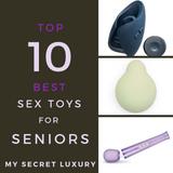 10 Best Sex Toys for Seniors 2021