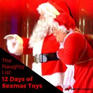The Naughty List 2020: 12 Days of Sexmas Toys