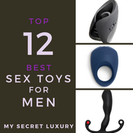 12 Best Male Sex Toys 2021 | A Sex Educator's Guide
