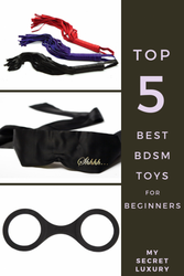 Top 5 Best BDSM Toys, Bondage Gear, and Equipment for Beginners 2021