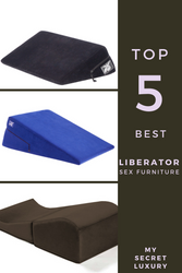 Top 5 Best Liberator Sex Furniture and Accessories 2021