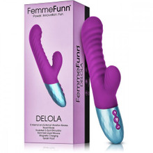 Femme Funn Delola Rabbit Vibrator