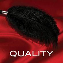 Blush Noir Feather Tickler