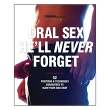 Oral Sex Hell Never Forget by Sonia Borg, PhD, MA