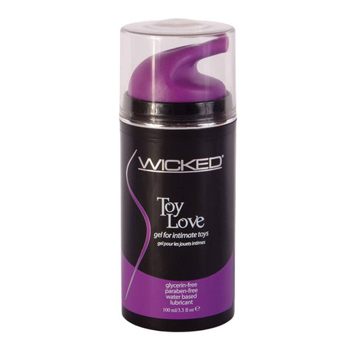 Wicked Toy Love Gel Lubricant