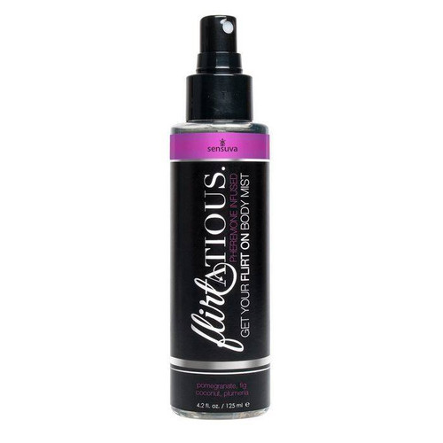 Flirtatious Pheromone Infused Body Mist