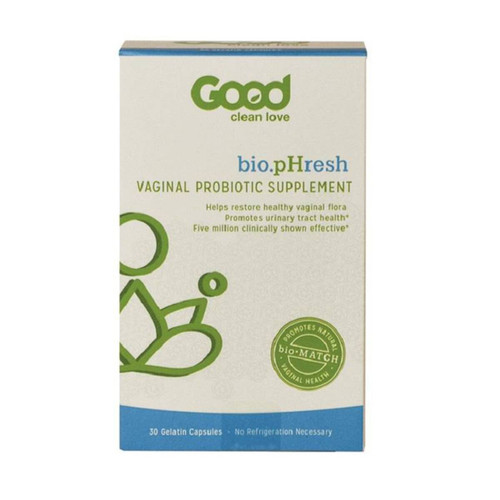 Good Clean Love BiopHresh Vaginal Probiotic Supplement