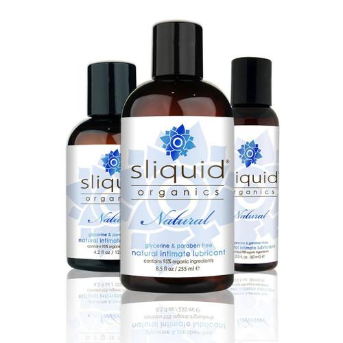 Sliquid Organics Natural Water Based Lubricant